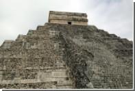 В древнем городе майя обнаружена скрытая пирамида