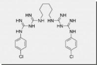 Названа главная опасность хлоргексидина
