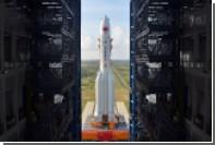 Китай запустил крупнейшую ракету-носитель