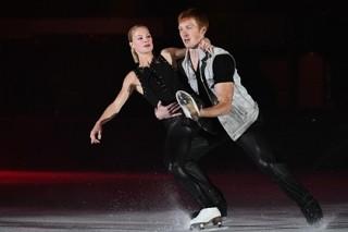 Российская пара стала второй на Гран-при по фигурному катанию