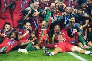 Игроки сборной Португалии поучаствовали в Mannequin Challenge