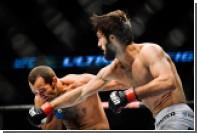 Российского бойца UFC отстранили от турниров из-за допинга