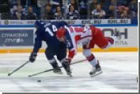 КХЛ опубликовала видео с лучшими силовыми приемами недели