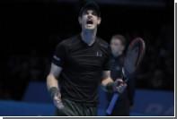 Первая ракетка мира Маррей обыграл Джоковича в финале итогового турнира ATP