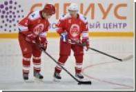 Фетисов отсоветовал сталкиваться с Путиным на льду