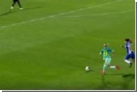 Футболистка «Барселоны» забила гол в стиле Марадоны