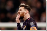 Месси предложили 100 миллионов евро за уход из «Барселоны»