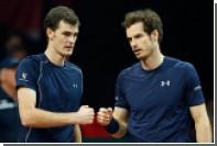 Впервые братья возглавили ведущие теннисные рейтинги