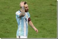 Сборная Аргентины во главе с Месси объявила бойкот журналистам