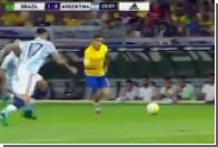 Бразильцы разгромили аргентинцев в матче отбора к ЧМ-2018
