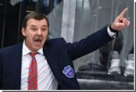 Знарок прокомментировал победу СКА над «Локомотивом»