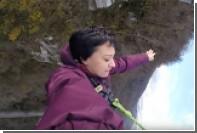 Экстремалка с переломом позвоночника прыгнула на тарзанке с высоты 207 метров