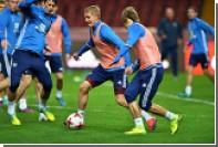 Сборная Румынии отказалась везти основной состав на матч с Россией