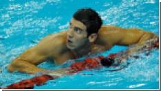 Майкл Фелпс произвел фурор на Олимпиаде в Рио
