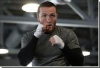 Боксеру Лебедеву запретили успокаивать дебошира на борту самолета