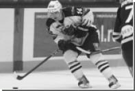 Словацкий хоккеист умер в возрасте 34 лет