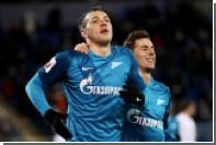 «Зенит» обыграл «Маккаби» в матче Лиги Европы
