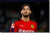 Голкипер «Боруссии» сломал руку во время матча с «Баварией»
