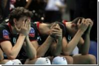 Волейболисты «Зенита» замерли в рамках флешмоба Mannequin Challenge