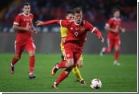 Сборная России по футболу обыграла Румынию в Грозном