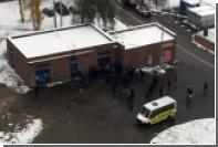 Футбольные фанаты устроили массовую драку в Раменском