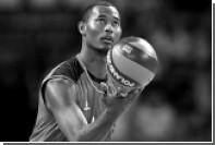 Умер 25-летний капитан сборной Венесуэлы по волейболу