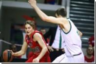 Баскетболист российского клуба реализовал бросок через всю площадку в Еврокубке