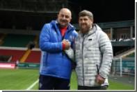 Кадыров исключил поражение футбольной сборной России в матче с Румынией