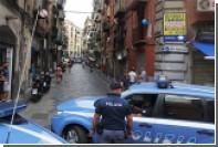 Неизвестные напали с ножами на болельщиков киевского «Динамо» в Неаполе