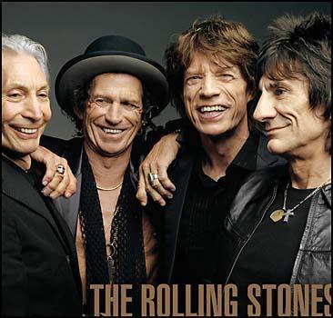 Rolling Stones по-прежнему лучшие гастролеры