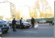 По Киеву гуляют пеликаны