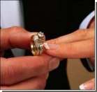 Свадебная новинка: обручальные кольца из костей