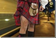 В шотландской армии не хватает юбок
