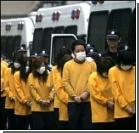 В Китае публично унизили проституток. Фото