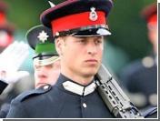 Принц Уильям проиграл женщине в борьбе за Почетную шпагу военной академии