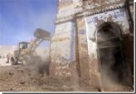 Египтян выселили с древнего некрополя