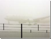 Туман третьи сутки блокирует работу британских аэропортов
