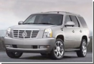Cadillac Escalade признали лучшим внедорожником