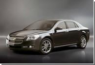 Фотографии Chevrolet Malibu выложили в интернете раньше времени