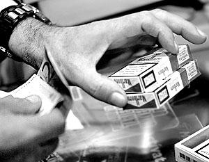 Сигареты дорожают из-за налогов