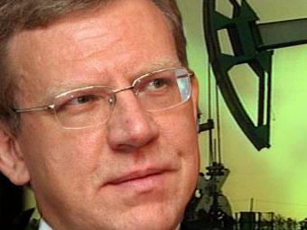 """Кудрин предложил заняться делением """"нефтегазового фонда"""""""