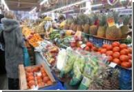 Цены на продукты в Украине снижаются