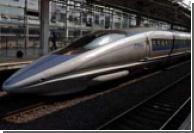 Японцы продемонстрировали поезд нового поколения
