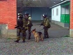 В Назрани задержан участник нападения на Ингушетию