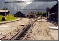 На железной дороге в Нидерландах из-за кражи кабеля прервано движение