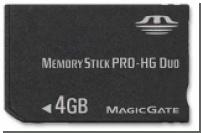 Sony и SanDisk создали карту памяти емкостью в 32 гигабайта
