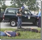 Милиция ловит угонщиков на ходу
