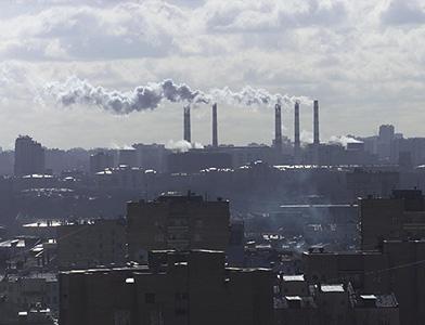 Мусорная блокада / Противники мусоросжигательных заводов перегораживают улицу