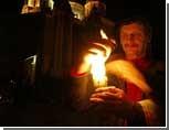 В Киев доставлен Вифлеемский огонь