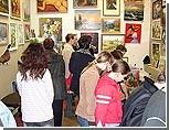 В Приднестровье проходит выставка художников Гагаузии